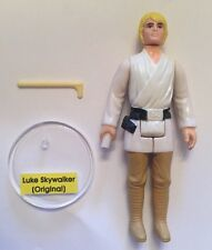"Star Wars vintage Kenner ""Luke farmboy"" Gmfgi 1977 first issue letter nn on Hilt"