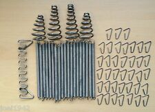 LAMBRETTA STAINLESS STEEL DUAL SEAT REFURBISHMENT SPRING KIT- GP-LI-SX-TV .