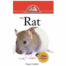 Your Happy Healthy P: Rat 65 by Ginger Cardinal (1997, Hardcover)