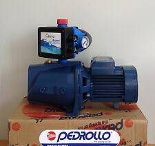 Elettropompa KIT PEDROLLO JSWm1AX HP 0,85 Autoclave + PRESS CONTROL LOWARA 16 A
