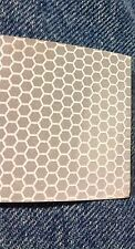 3M 6750I silver Reflective Tape 2 inch x 1 yard honeycomb design marine SOLAS