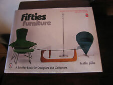 2000 Fifties Furniture by Leslie Pina Revised and Expanded 2nd Edition w/ Prices
