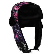 Outdoor Cap Women's Muddy Girl Fleece Trapper Hat, BOM-101