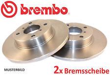 2x Bremsscheibe 2 Bremsscheiben BREMBO 08.7211.21