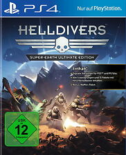 Helldivers Super-Earth Ultimate Edition (Software Pyramide) [PlayStation 4] #235