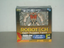 COMIC-CON 2002 EXCLUSIVE ROBOTECH VF-1D FIGURE MIB