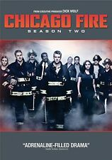 Chicago Fire ~ Complete 2nd Second Season 2 Two ~ BRAND NEW 5-DISC DVD SET