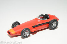 OLDCARS OLD-CARS OLD CARS MASERATI 250F 250 F RACING CAR RED EXCELLENT CONDITION
