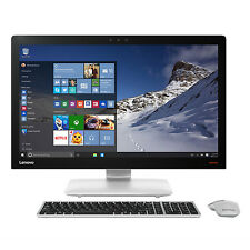 "Lenovo IdeaCentre 910 27"" Ultra 4K Todo en Uno PC De Escritorio, Core i5 16GB 1TB+128GB"