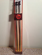 "BOYE Exotic Rosewood 14"" Knitting Needles  NIB sizes 7 (4.5mm)"