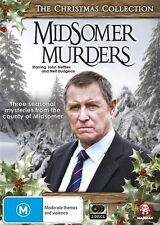 Midsomer Murders: The Christmas Collection NEW R4 DVD