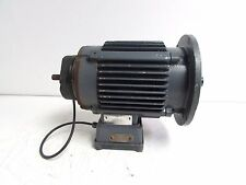 THIEN & CO 656407 3 PHASE MOTOR 1420 RPM 1.5KW 220/380V 6.1/3.5A **GOOD**