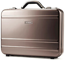 Samsonite Luggage Delegate 3.1 Polycarbonate Laptop Attache Case - Gunmetal