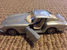 Bburago 1966 Ferrari 275 GTB4 1/24 scale