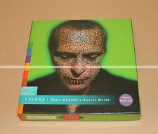 PETER GABRIEL COFFRET XPLORA1 SECRET WORLD  CD-ROM COLLECTOR