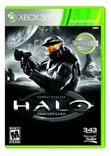 HALO: COMBAT EVOLVED-ANNIVERSARY (PH) (XBOX 360, 2012) (7065) FREE SHIPPING USA