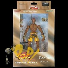 "STREET FIGHTER Revolution DHALISM 6"" Action Figure SOTA Player 1 VERY NICE Rare!"