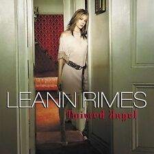 "NEW SEALED Twisted Angel by LeAnn Rimes CD 2002 Photos Lyrics ""Life Goes On"""