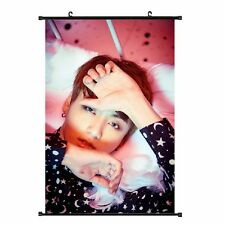 JUNG KOOK BTS Wall Hanging Poster BANGTAN BOYS WINGS Photo Picture KPOP NEW