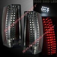"2007-2013 SUBURBAN TAHOE YUKON ""L.E.D."" TAIL LIGHTS ESCALADE LOOK w/ LED REVERSE"