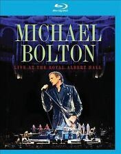 Live at the Royal Albert Hall by Michael Bolton (Blu-ray Disc, May-2010,...