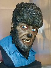 1/3 SCALE WOLFMAN BUST BY TONY CIPRIANO