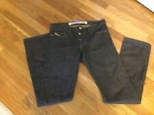 NWOT DIESEL Industry Denim Division Jeans - Made in Italy 26 x 32 Button Fly