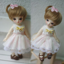 New 1/8 AE BJD Clothes/Outfit Lovely Sweet Princess Dress/Skirt/Suit(2pcs)