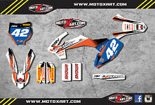 KTM 65 2016 - STORM STYLE - stickers decals  Full Graphics custom kit