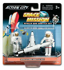 Realtoy 9122 'Space Mission' Apollo & Space Shuttle Set with Astronaut Figures