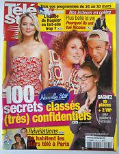 TELE STAR du 19/03/2007; Audrey Tautou/ Zidane/ Mimie et Benoist/ Raphaelle