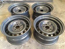 """Volkswagen T4 16"""" Et60 Vito Banded Steel Wheels"""