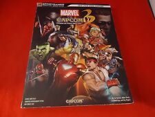 Marvel vs. Capcom 3 PS3 Playstation 3 Xbox 360 Strategy Guide Player's Hint Book