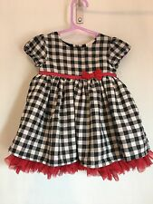 Beautiful Baby Girls Party Occasion Dress 3-6m��