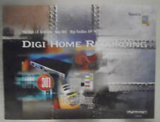 Pro Tools Digidesign 001 Prospect Advert 8 highgloss carton sides