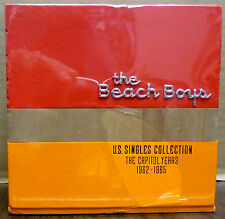 The Beach Boys US SINGLES COLLECTION: CAPITOL YEARS (16-CD Box Set) BRAND NEW