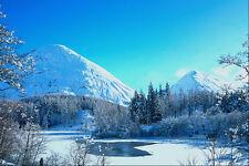 691054 Torren Lochan Glencoe A4 Photo Print