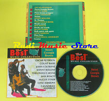 CD SWEET GEORGIA BROWN BEST MUSIC COLLECTION compilation 93 BASIE MONK (C1)