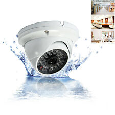 1000TVL HD Surveillance CCTV Security Camera 48 IR Day Night Outdoor Waterproof