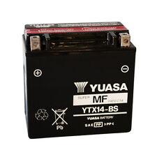 Batteria ORIGINALE Yuasa YTX14-BS BMW R1200S R 1200 S 2007/2008