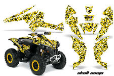 CanAm Renegade500/800/1000 AMR Racing Graphic Kit Wrap Quad Decal ATV All SKL CO