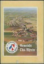 Chronik der Gemeinde Ohu Ahrain Kr Landshut Niederbayern Heimatbuch Geschichte