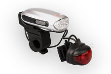 LED bicicleta luces Power Plus Swallow con manivela-dinamo