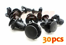30 Pcs Fender & Bumper Push-Type Clip Retainer MR-200300 For Mitsubishi Honda
