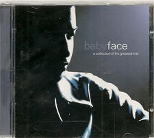 CD BEST OF 14 TITRES--BABYFACE--A COLLECTION OF HIS GREATEST HITS