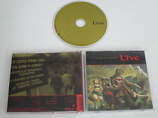 LIVE/THROWING COPPER(RADIOACTIVE RAD 10997) CD ALBUM