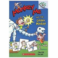 Monkey Me and the Golden Monkey: A Branches Book Monkey Me #1