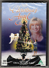 THE CHRISTMAS ANGEL - OLIVIA NEWTON-JOHN, CHIP DAVIS - NEW SEALED R2 DVD