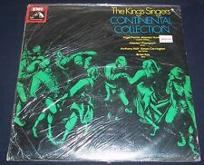 The King's Singers - Continental Collection - EMI ASD 3557 SEALED