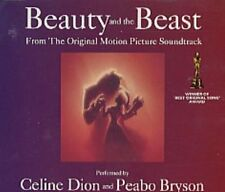 Céline Dion Beauty and the beast (1991, & Peabo Bryson) [Maxi-CD]
